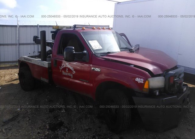 Inventory #816612034 2000 FORD F450