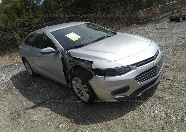 Inventory #586329926 2018 Chevrolet MALIBU