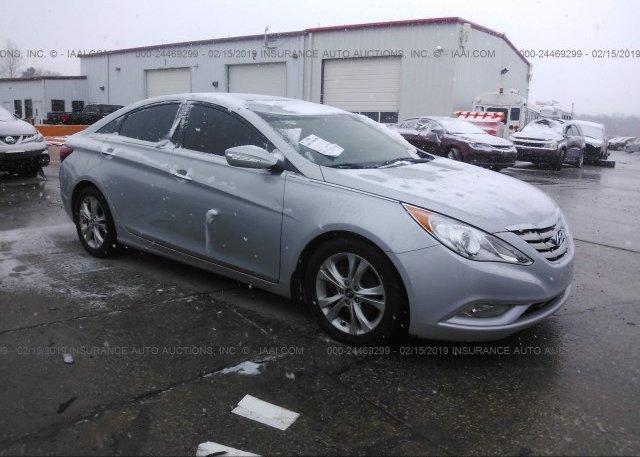 Inventory #908883631 2011 Hyundai SONATA