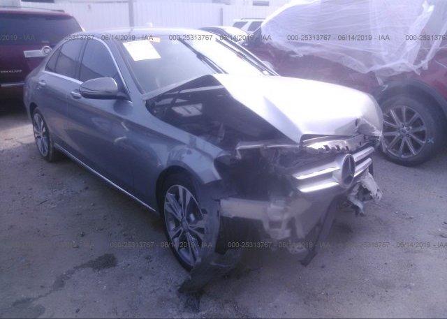 Inventory #549415441 2016 Mercedes-benz C