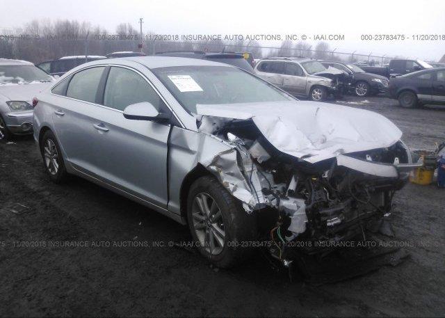 Inventory #304519717 2016 Hyundai SONATA