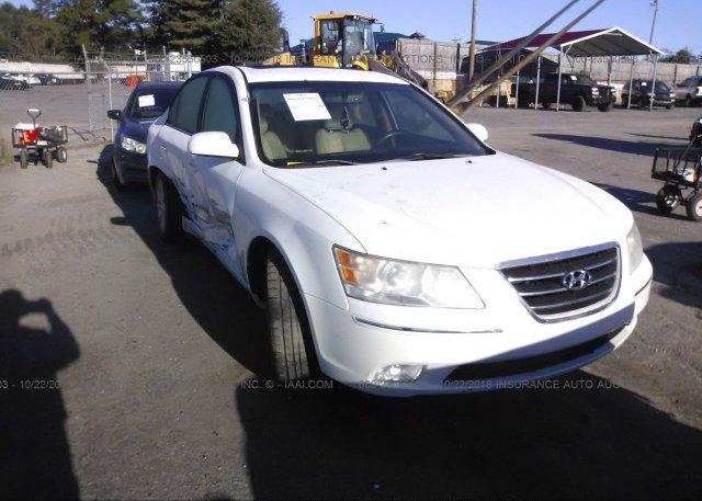 Inventory #499588934 2009 Hyundai SONATA