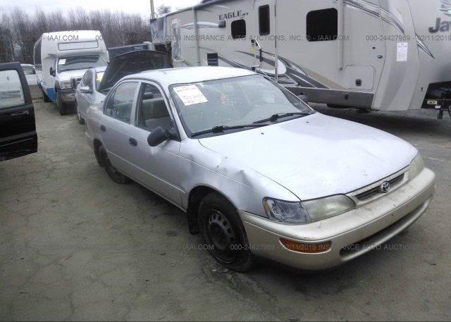 Inventory #564253889 1997 Toyota COROLLA