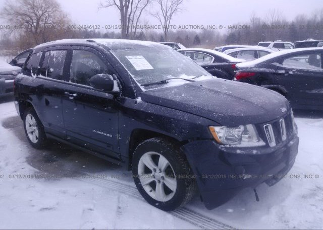 Inventory #672046305 2011 JEEP COMPASS