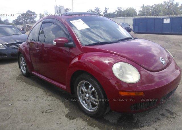 Inventory #728700496 2008 Volkswagen NEW BEETLE