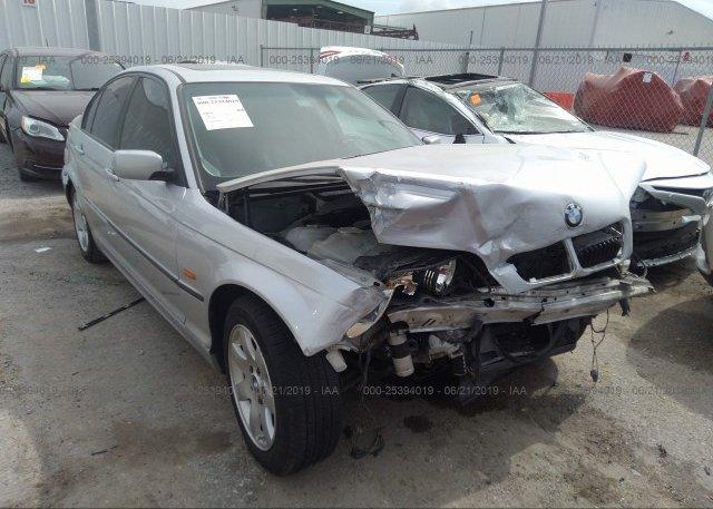 Inventory #870669124 2001 BMW 325