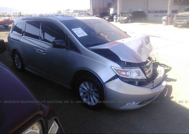 Inventory #487413545 2012 Honda ODYSSEY