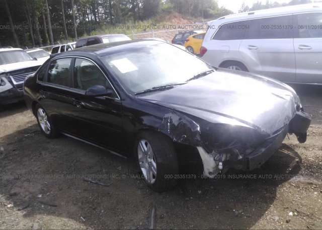 Inventory #243986544 2014 Chevrolet IMPALA LIMITED