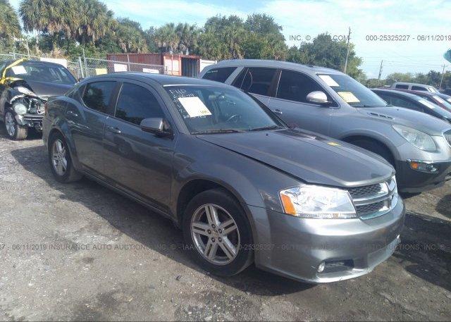 Inventory #623420611 2013 Dodge AVENGER