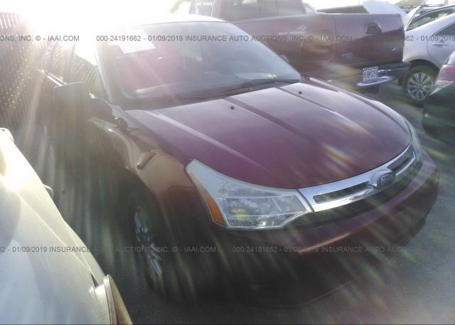 Inventory #274897686 2010 FORD FOCUS