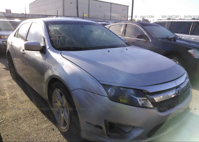 Inventory #908431654 2010 FORD FUSION