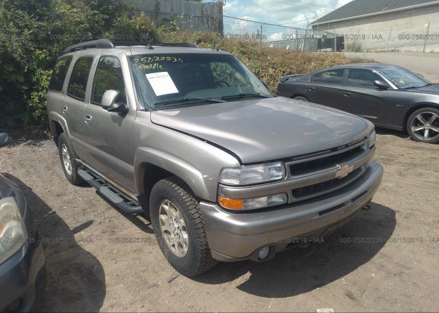 Inventory #238459563 2003 Chevrolet TAHOE