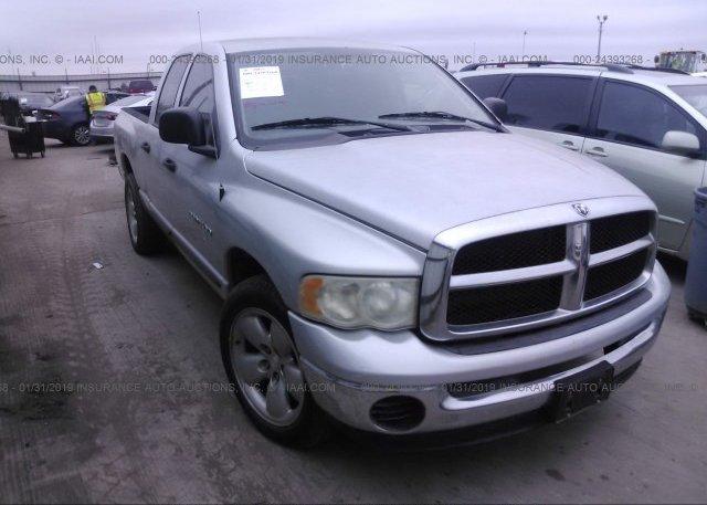 Inventory #207540028 2004 Dodge RAM 1500