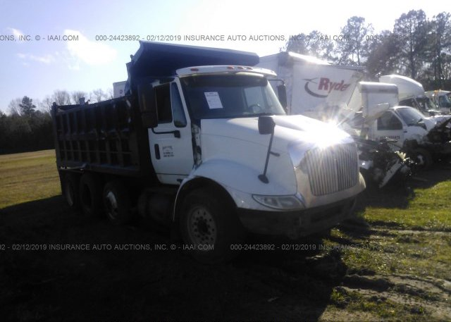 Bidding Ended On 1hshwahn17j504222 Salvage International 8000 At
