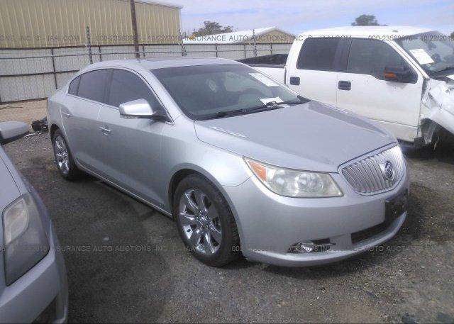 Inventory #479242991 2012 Buick LACROSSE