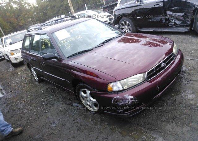 Inventory #860415010 1999 Subaru LEGACY