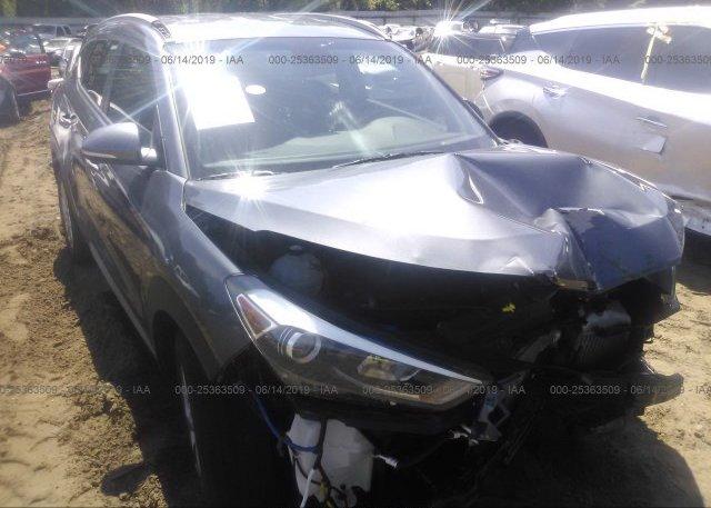 Inventory #845776483 2017 Hyundai TUCSON