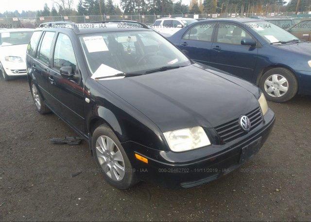 Inventory #662056348 2002 Volkswagen JETTA