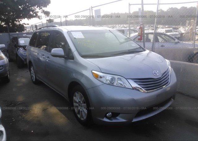 Inventory #489051372 2015 Toyota SIENNA
