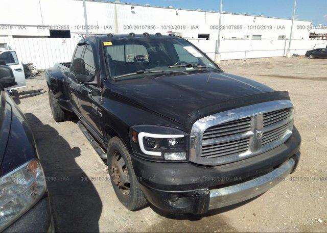 Inventory #450964572 2007 DODGE RAM 3500