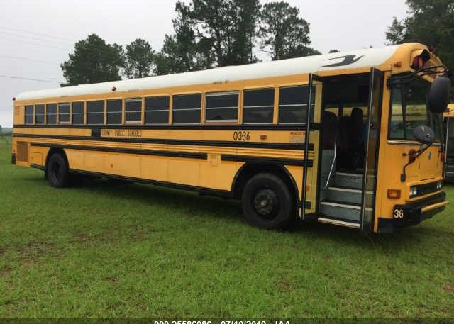 Inventory #876602904 2003 BLUE BIRD SCHOOL BUS / TRANSIT BUS