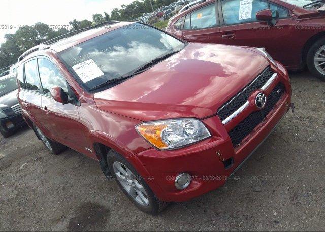 Inventory #556593677 2011 Toyota RAV4