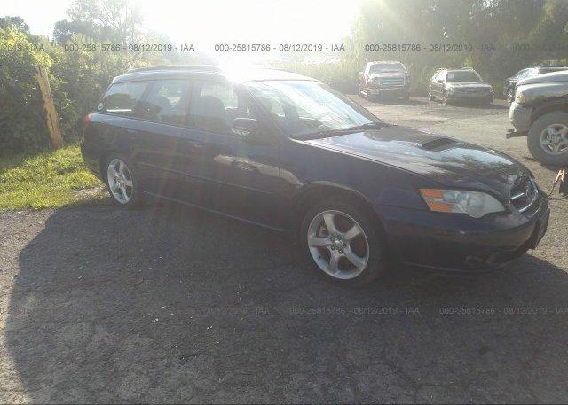 Inventory #147836686 2006 Subaru LEGACY