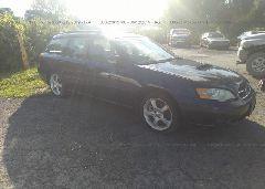 2006 Subaru LEGACY - 4S3BP676464312678 Left View