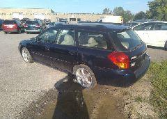 2006 Subaru LEGACY - 4S3BP676464312678 [Angle] View