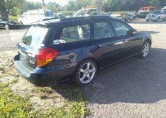 2006 Subaru LEGACY - 4S3BP676464312678 rear view