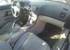 2006 Subaru LEGACY - 4S3BP676464312678 close up View