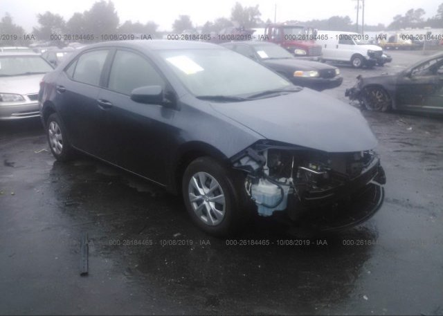 Inventory #356637805 2015 Toyota COROLLA