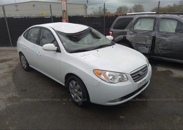 Inventory #814241657 2007 Hyundai ELANTRA