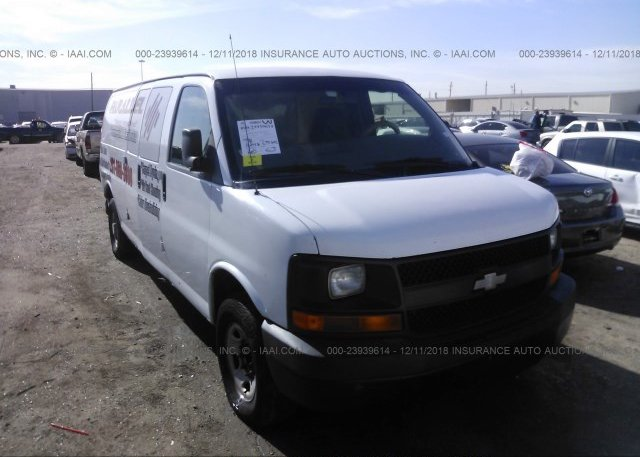 Inventory #524944145 2007 Chevrolet EXPRESS G2500