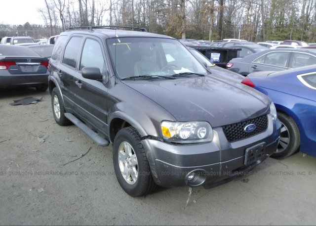 Inventory #905026405 2006 FORD ESCAPE