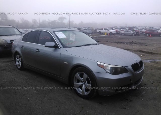 Inventory #973118510 2007 BMW 525
