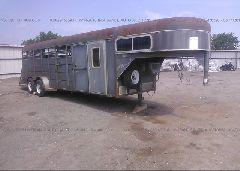 1996 MAXEY 4 HORSE SLANT