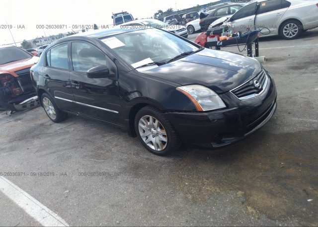 Inventory #868531860 2012 Nissan SENTRA