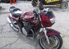 1998 Suzuki GSF1200