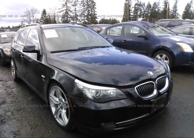 Inventory #402702465 2010 BMW 535