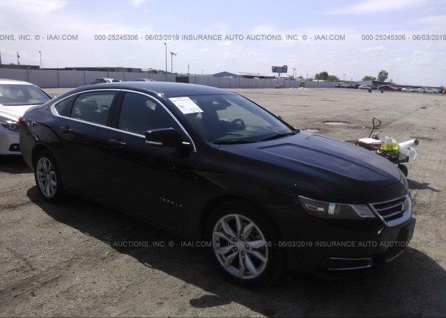 Inventory #512805611 2017 Chevrolet IMPALA