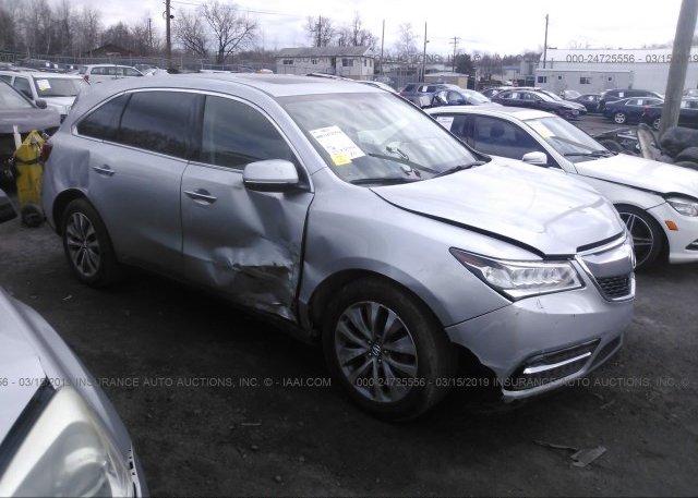 Inventory #938069920 2015 Acura MDX
