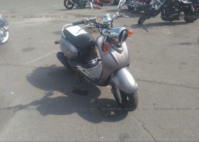 Inventory #709211264 2007 Yamaha YJ125