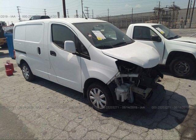 Inventory #248656566 2016 Nissan NV200