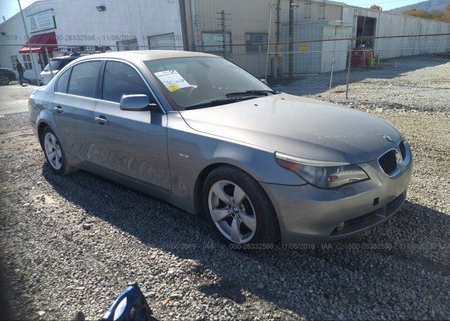 Inventory #370415137 2005 BMW 530