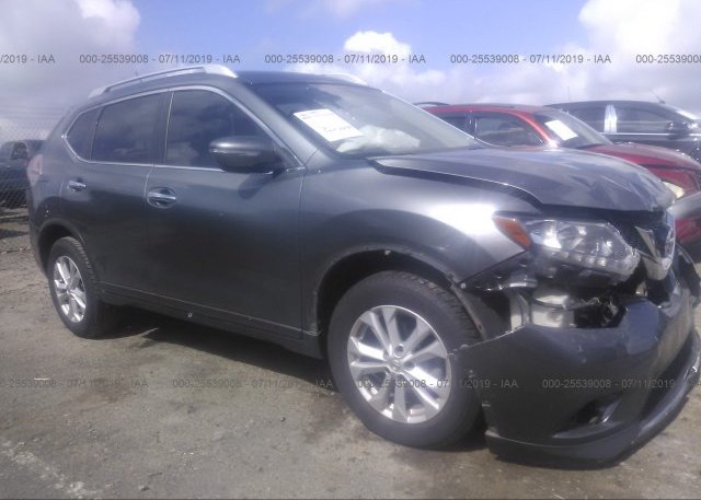Inventory #647144051 2015 Nissan ROGUE