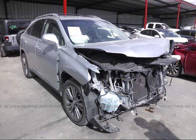 Inventory #467802651 2013 Lexus RX