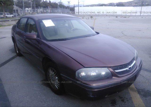 Inventory #667828764 2000 Chevrolet IMPALA