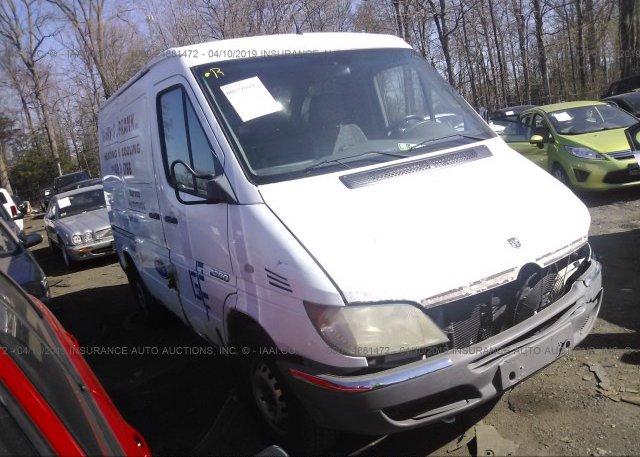 Inventory #183324957 2006 Dodge SPRINTER