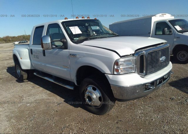 Inventory #102466458 2007 FORD F350